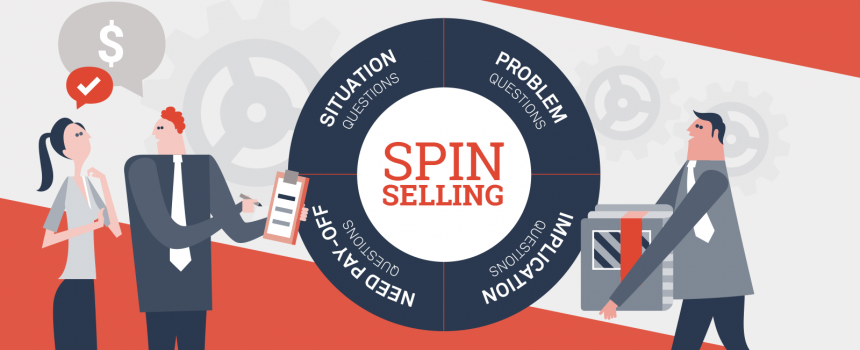 SPIN methodiek SPIN Selling