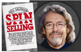 SPIN methodiek SPIN Seling Neil Rackham