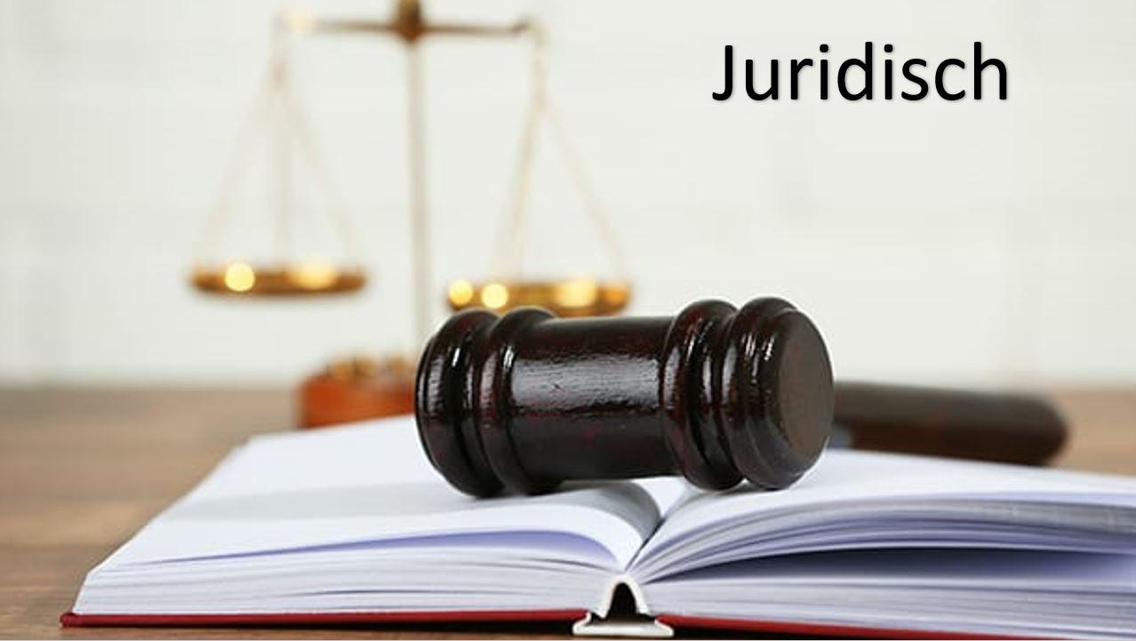 Juridische cursussen