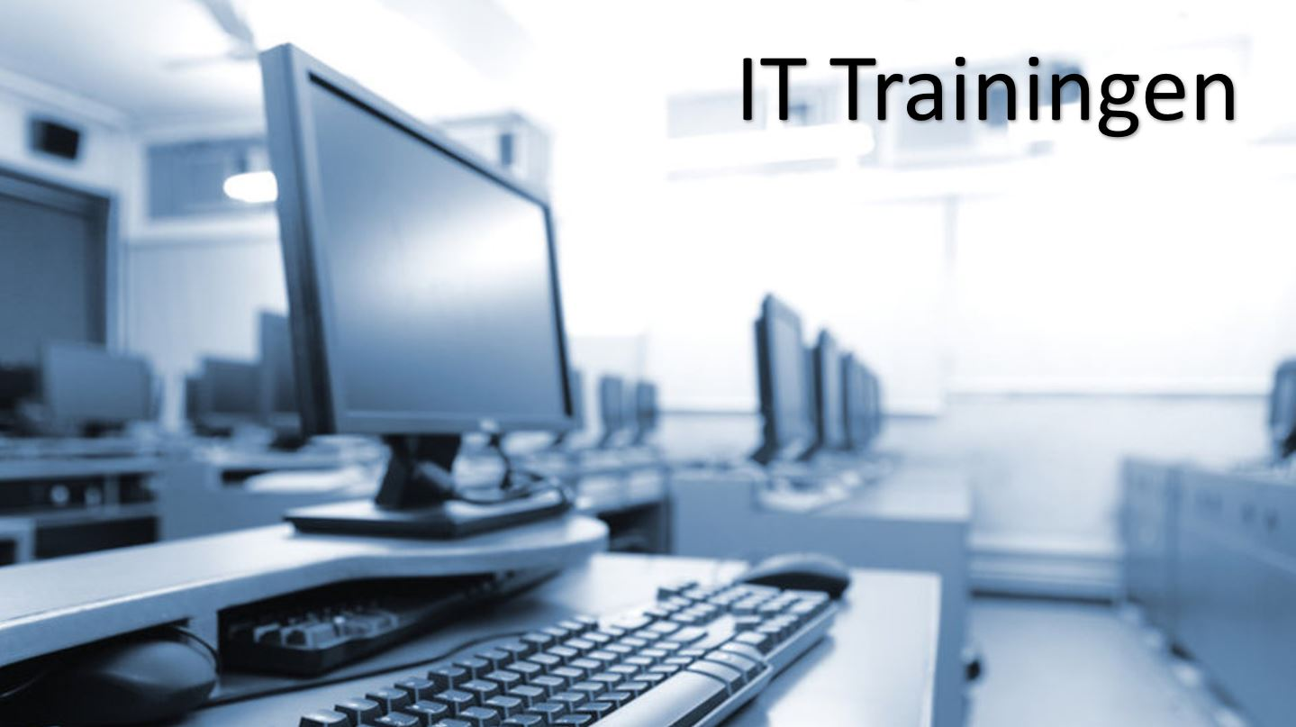 IT/ ICT e-learning trainingen