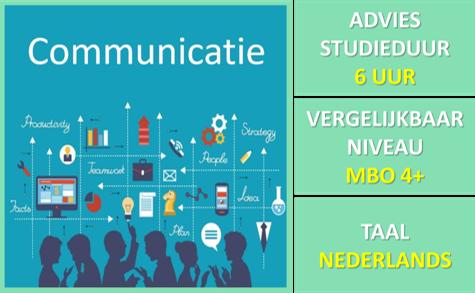 Communicatie & Verkooporganisatie (online)