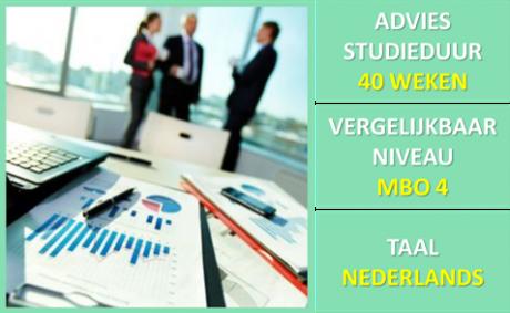 Opleiding Commercieel en administratief medewerker