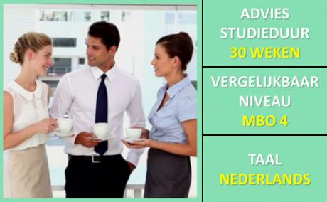 Opleiding Commercieel medewerker binnendienst