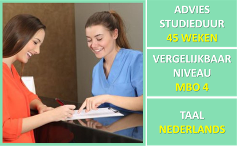 Opleiding Medische Secretariaatskennis