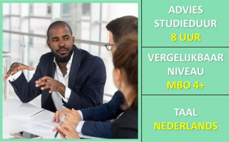 Verkoop & Communicatie (online)