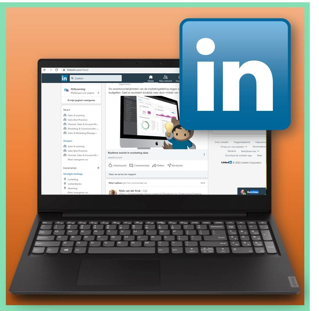LinkedIn voor zakelijk gebruik