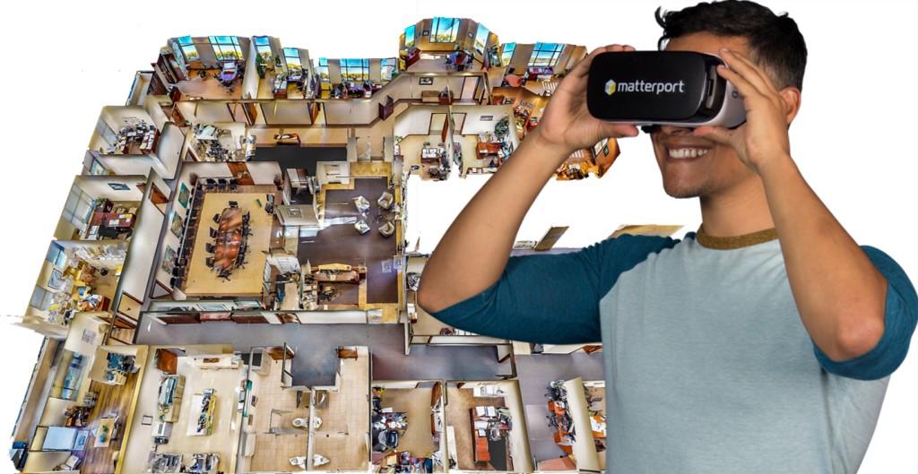 Sinteno VR Matterport
