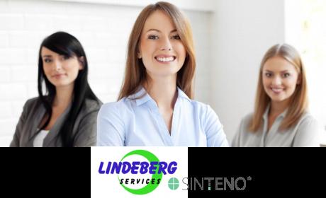 Strategische samenwerking tussen Lindeberg en Sinteno